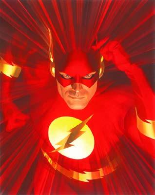 Mythology: The Flash