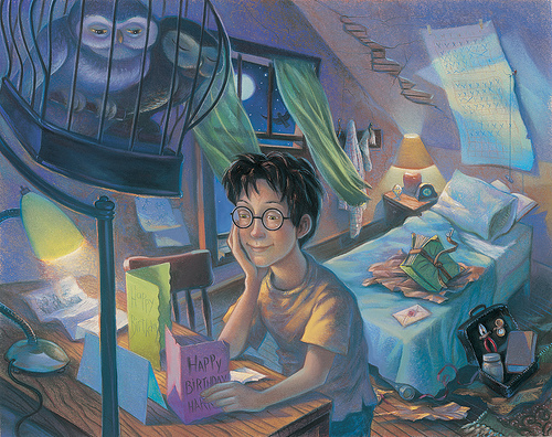 Harry Potter: Counting the Days