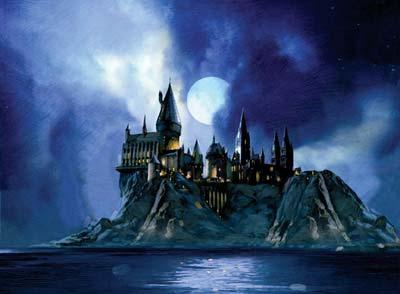 Harry Potter: Full Moon at Hogwarts (Paper)