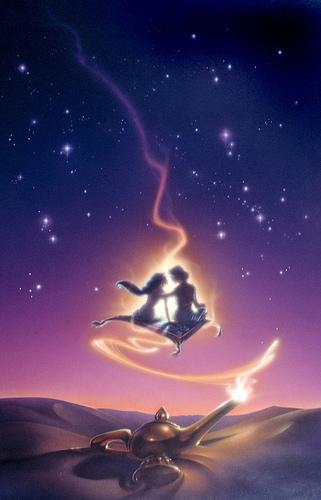 Aladin - John Patience