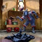 The Wizard of Oz: Morning Shift by Daniel Killen
