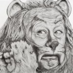 Wizard of Oz: Portrait of the Cowardly Lion