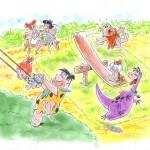 The Flintstones: Prehistoric Playground
