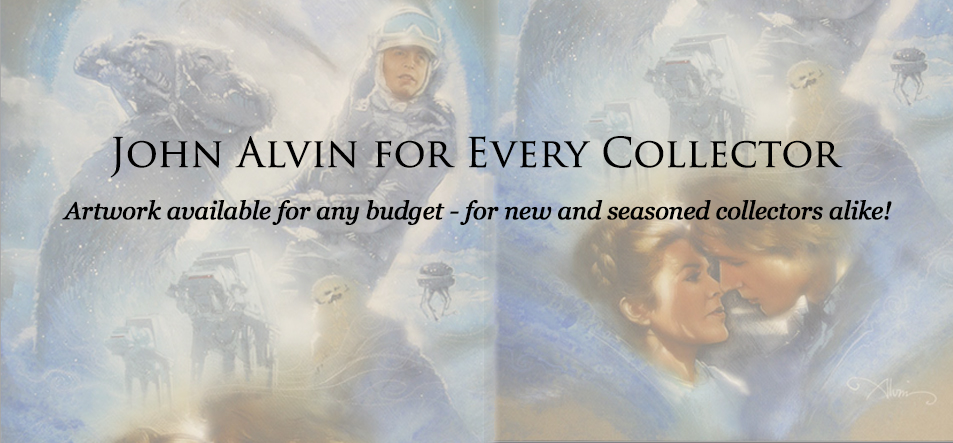John Alvin artwork available in many price ranges