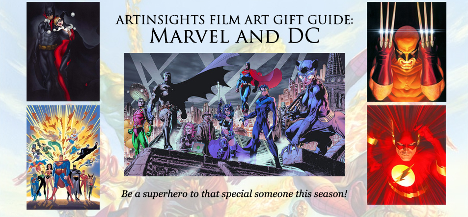 Holiday-marvel-dc