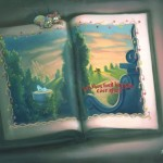 Our Storybook - Giclee on Canvas