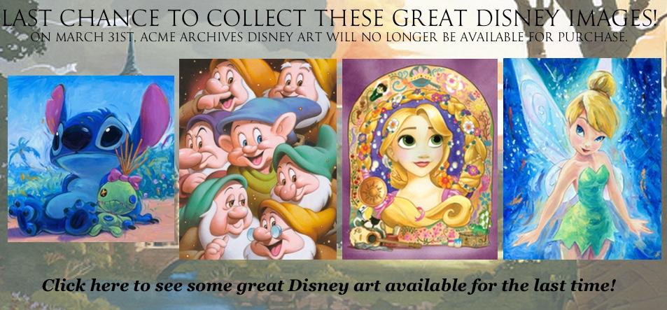Acme Archives Disney Slider