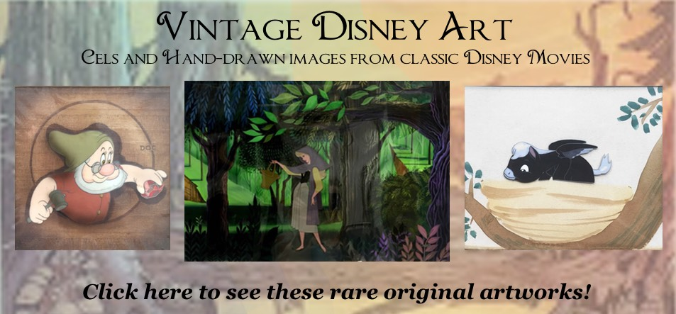 Vintage Disney Slider B