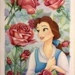 Garden of Roses -Treasures on Canvas