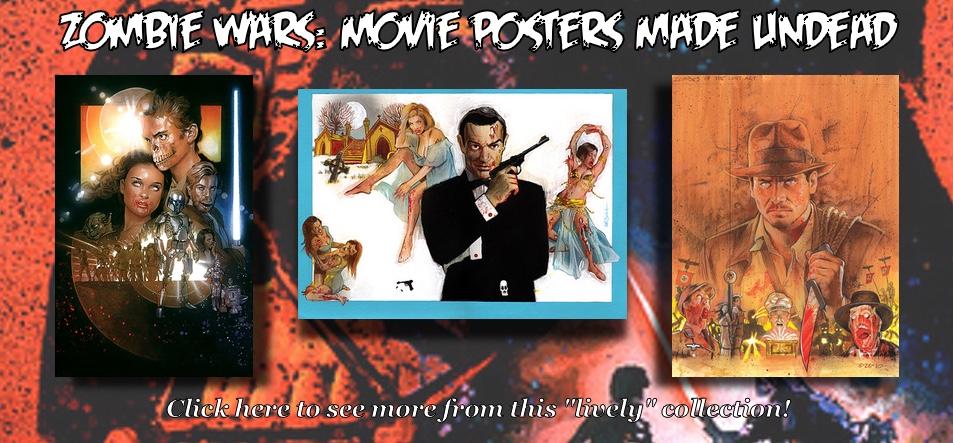Zombie Poster Slider