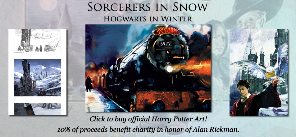 SORCERERS IN SNOW