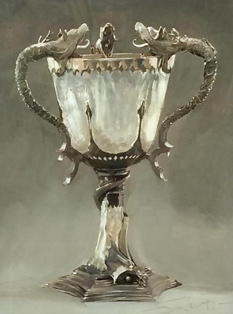 Tri-Wizard Cup by Jim Salvati