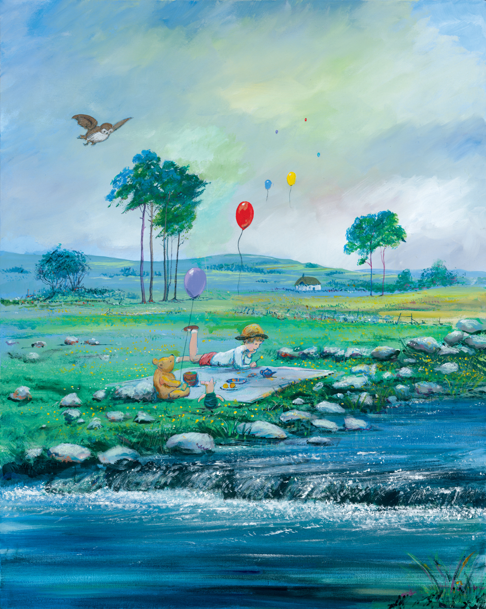 SPRING-Winnie-The-Pooh-Peter-and-Harisson-Ellenshaw-Disney-Art-Artinsights