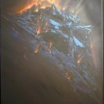 John Alvin - Star Trek VI - Mountain Face Exploding