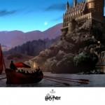Journey to Hogwarts by Jim Salvati