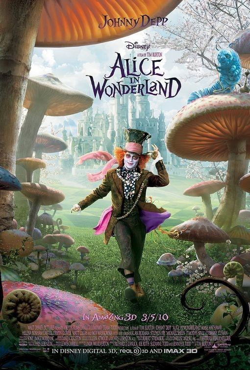 Alice in Wonderland - 2010