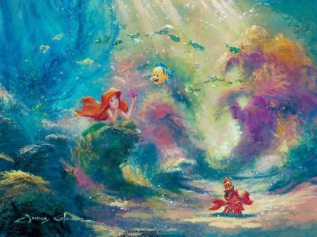 Dreaming (Little Mermaid)
