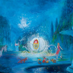 Disney - Cinderella - A Dream is a Wish Your Heart Makes