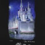 Cinderella Castle, Deluxe (Chiarograph)