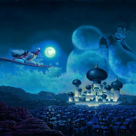 Flight Over Agrabah