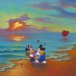 Mickey and Minnie's Romantic Day