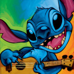 Stitch (with Ukulele)