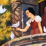 Snow White on the Balcony
