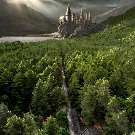 Journey on the Hogwarts Express