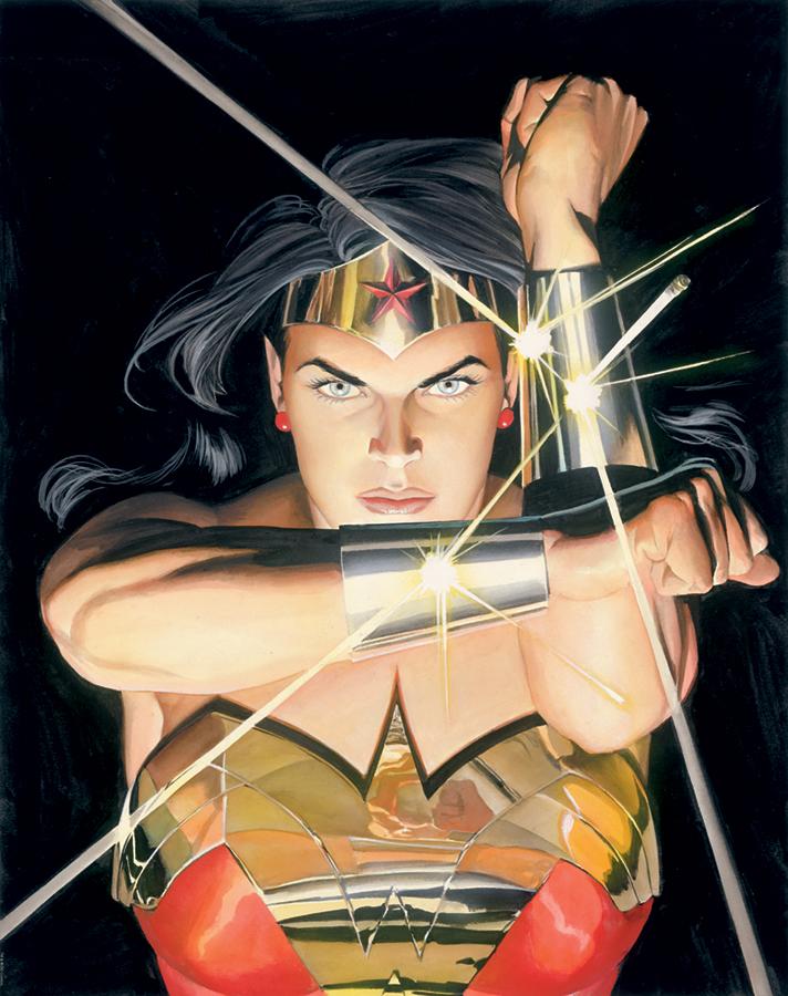 Mythology: Wonder Woman
