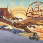 Looney Tunes - Wile E Coyote - Road Runner - Chuck Jones - Acme 500