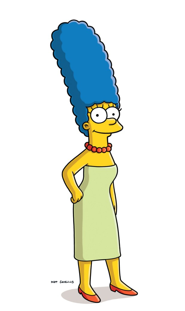 Image result for marge simpson