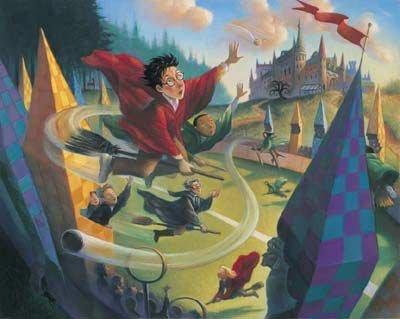 Harry Potter: Quidditch-Deluxe