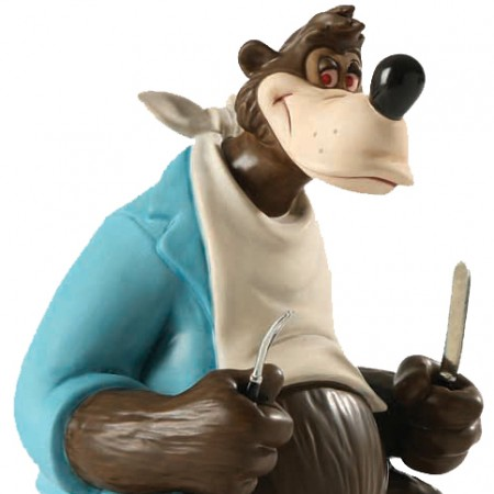 Disney - Song of the South - Br'er Bear - A Hankering for Hare