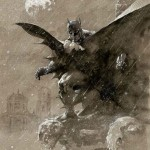 Batman Over San Prospero