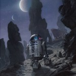 Artoo's Lonely Mission