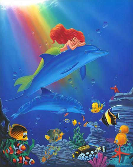 Underwater Dreamer