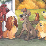 Disney - Lady and the Tramp - A Dog's Life