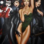 Bad Girls (Canvas)