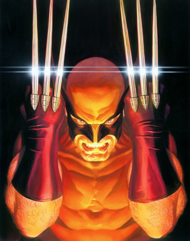 Visions: Wolverine