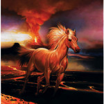 The Phantom Stallion - Wild Horse Island - Fire Maiden