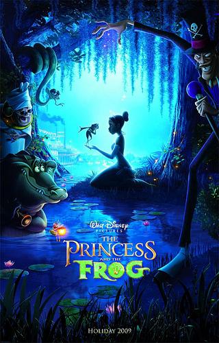 The Princess & the Frog - 2009