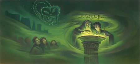 Harry Potter: Harry Potter & the Half-Blood Prince