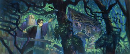 Harry Potter: Harry Potter & the Half-Blood Prince-Bonus Print/included in the special set of 8