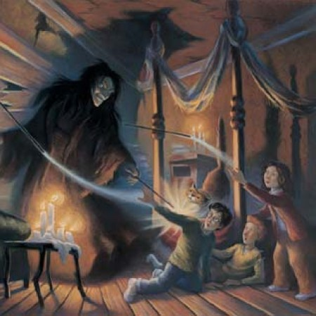 Harry Potter: Expelliarmus!
