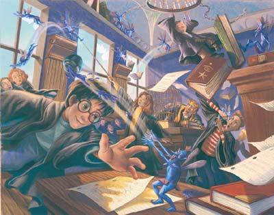 Harry Potter: Pixie Mayhem