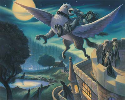 Harry Potter: Rescue of Sirius
