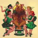 The Wizard of Oz: Emerald Beauties (Canvas)