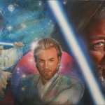 Star Wars: Obi-Wan - original production color concept art