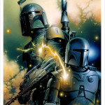 Star Wars: Boba Fett Evolution