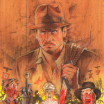 Indiana Bones and the Zombies of the Lost Art